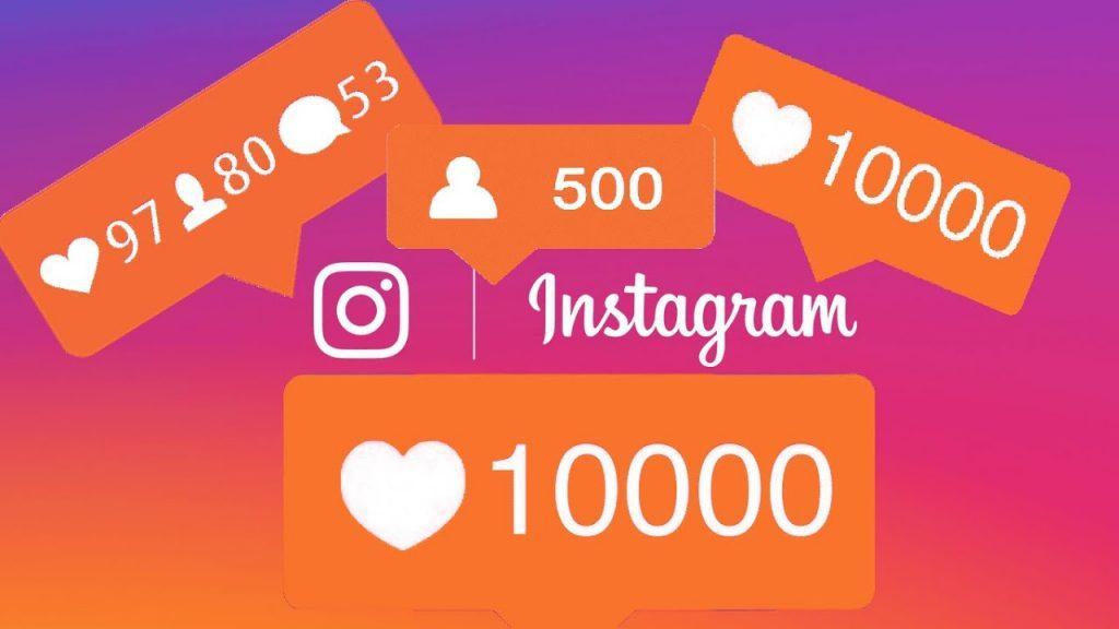 бесплатные 100 лайков в инстаграм